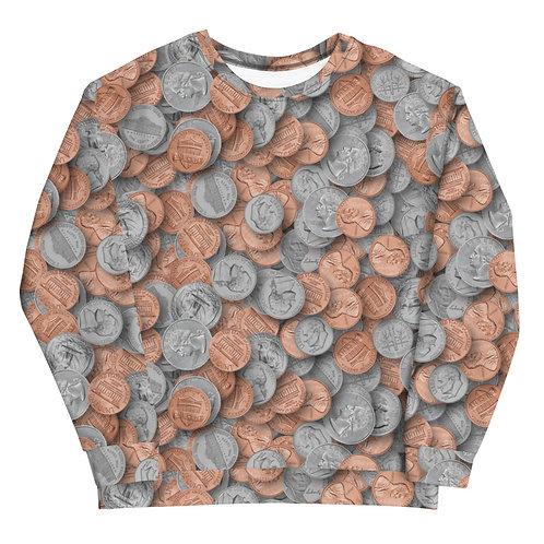 Loose Change Sweatshirt