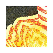"""Pen & Ink Abstract - """"Caution Very Hot"""""""