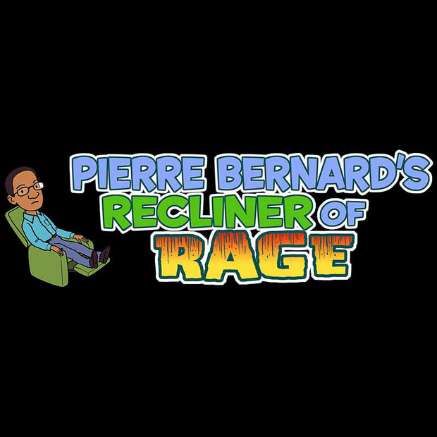 Title: Pierre Bernard's Recliner Of Rage