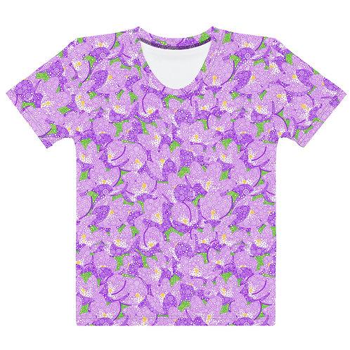 Women All Over Crocuses T-Shirt