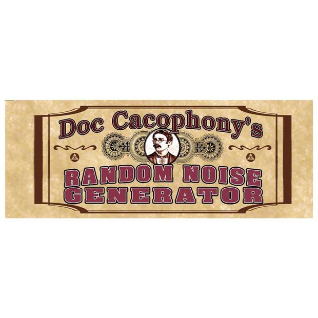 Doc Cacophony's Random Noise Generator