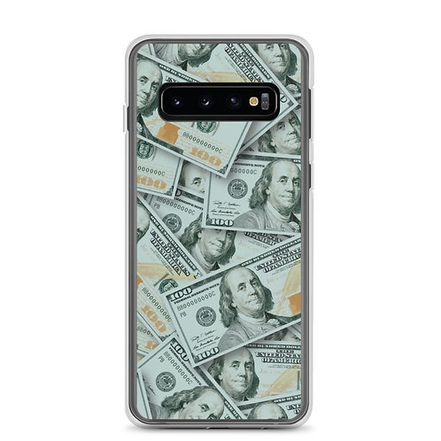100 Dollar Bills Samsung Phone Case