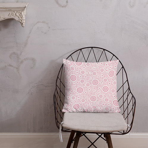 Think Pink Premium Pillow