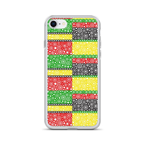 Unity iPhone Case Afrocentric