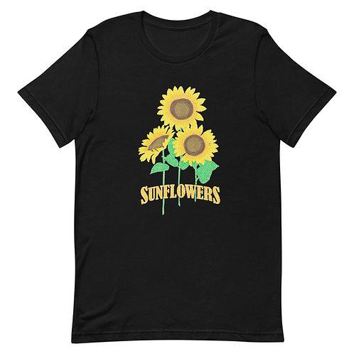 Sunflowers Short-Sleeve T-Shirt