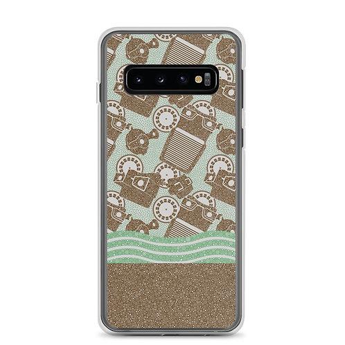 Vintage Viewmaster Samsung Phone Case