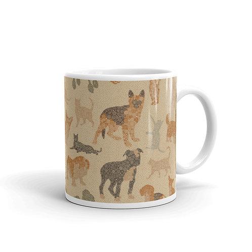 Cats And Dogs Mug