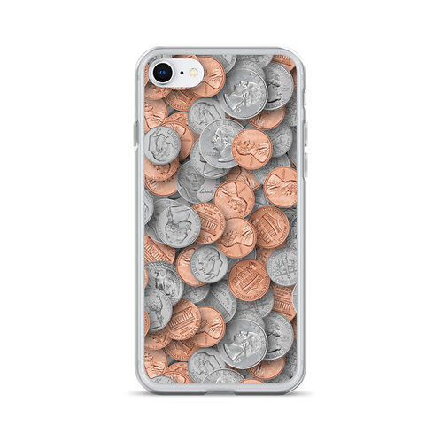 Spare Change iPhone Case