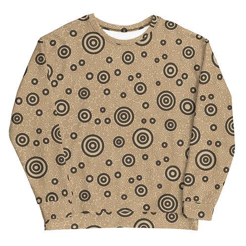 Cats And Dogs Circles Sweatshirt
