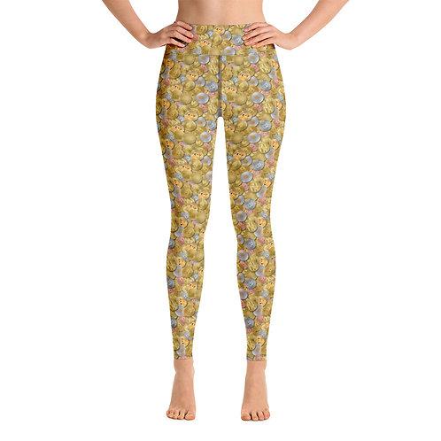 Women Yoga Cryptocurrency Leggings