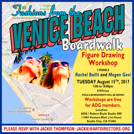 2017/08/15 - Fashions From The Venice Boardwalk