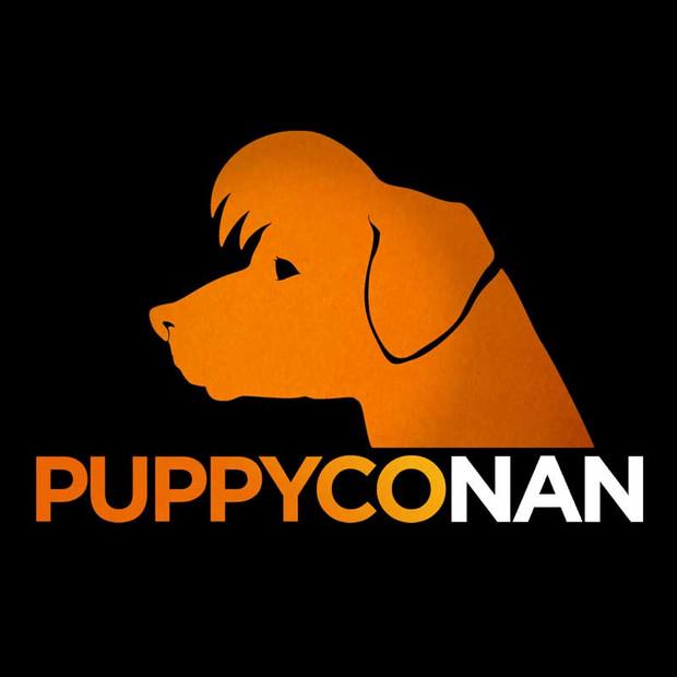 Logo: Puppy Conan