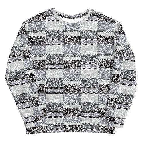 Unity Sweatshirt Black And White