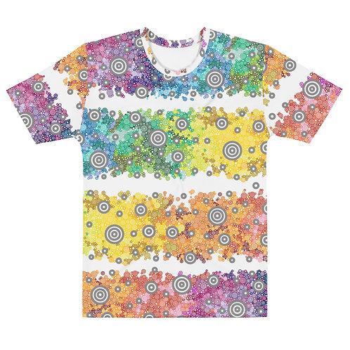 Men All Over Light Spectrum T-Shirt