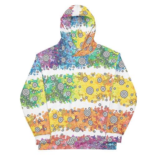 All Over Light Spectrum Hoodie