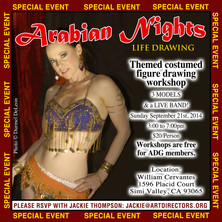 2014/09/21 - Arabian Nights