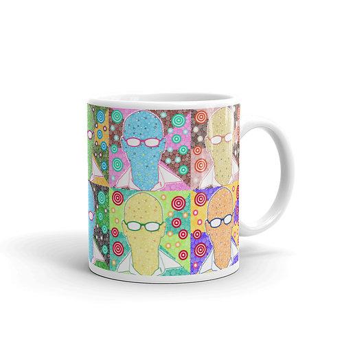 Comfortable & Furious Mug