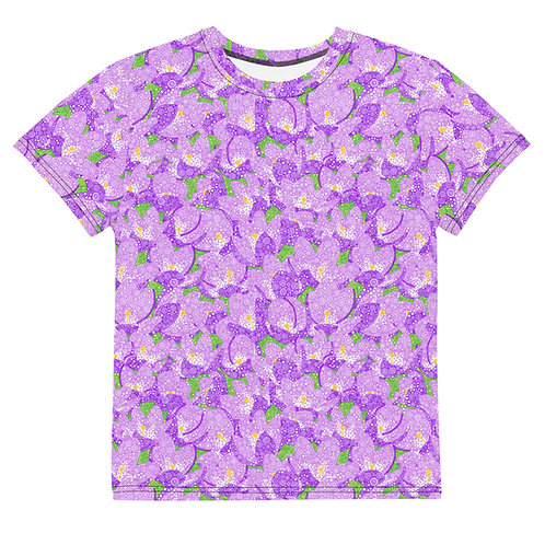 Youth All Over Crocuses T-Shirt