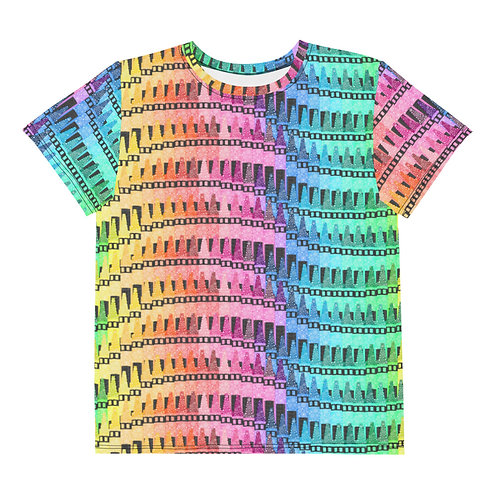 Youth All Over Crayons T-Shirt
