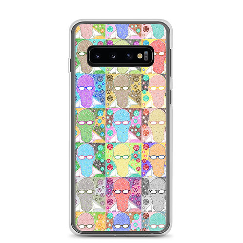 Comfortable And Furious Samsung Phone Case