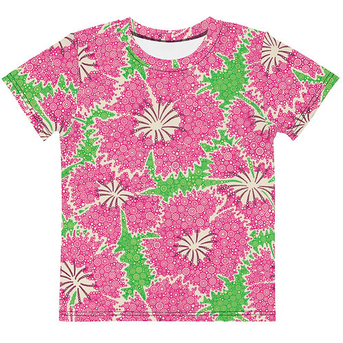 Kids Dianthus Annuals T-Shirt