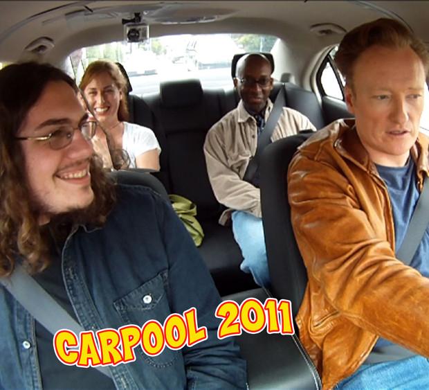 Carpool Art Before
