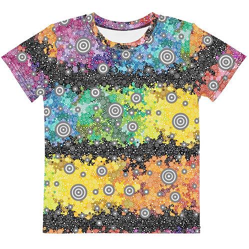 Kids Light Spectrum with Dark Matter T-Shirt