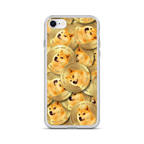 Cryptocurrency Dogecoin iPhone Case