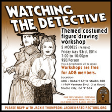2014/05/23 - Watching The Detective