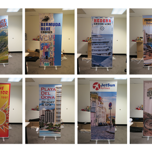 """Convention Set Banners (""""Dream"""")"""