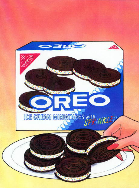 Oreo Cookie Comp