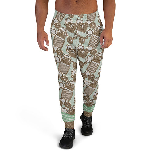 Men's Vintage Viewmaster Joggers