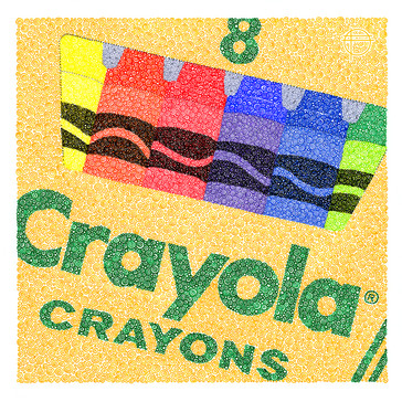 "Corporate Branding -""Crayola"""