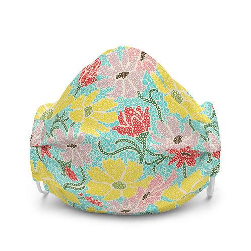 Spring Garden Premium Face Mask
