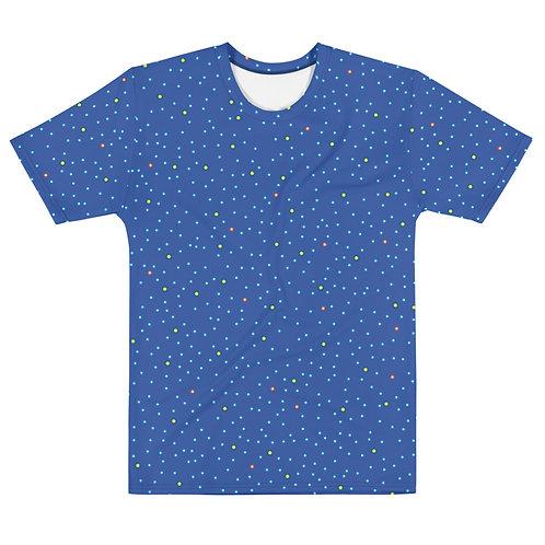 Men All Over Recliner Night Sky T-Shirt