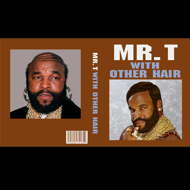 Mr T With Other Hair
