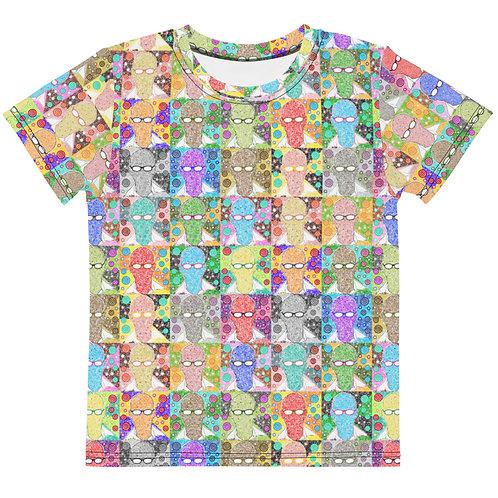 Kids Comfortable & Furious  T-Shirt