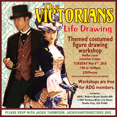 2018/05/08 - The Victorians