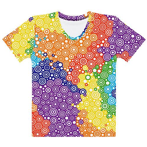 Women All Over Tie Dye T-Shirt