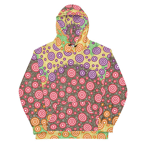 All Over Sunny Day Hoodie