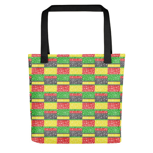 Unity Tote Bag Afrocentric