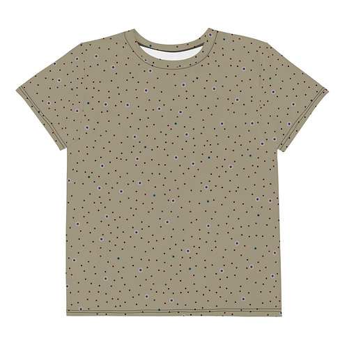 Youth All Over Recliner Neutral T-Shirt