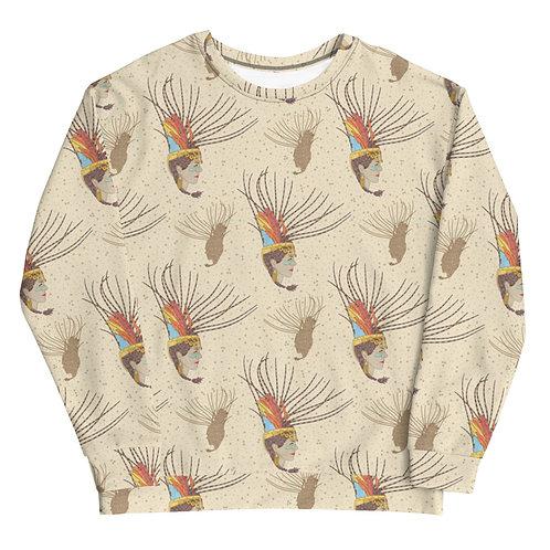 Aztec Warrior Sweatshirt