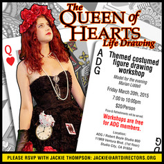 2015/03/20 - The Queen Of Hearts