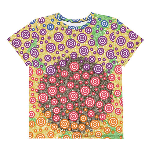Youth All Over Sunny Day T-Shirt
