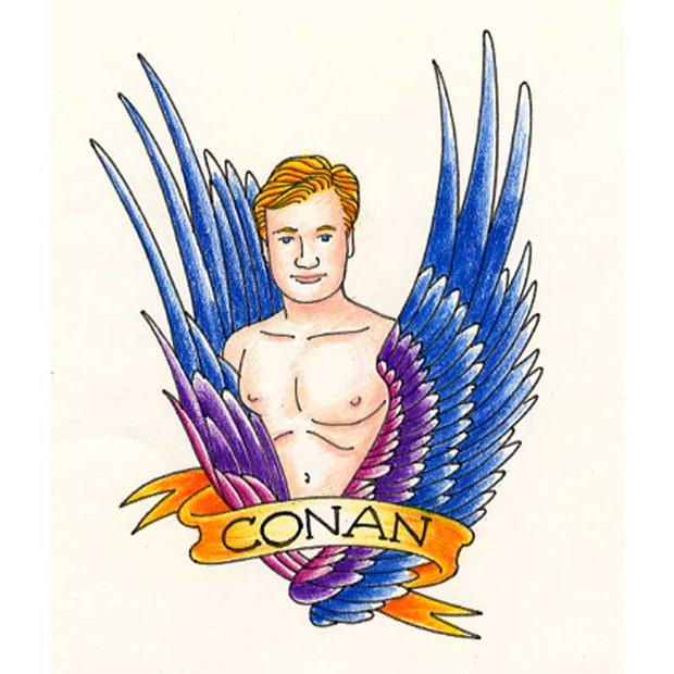 Conan Tattoo