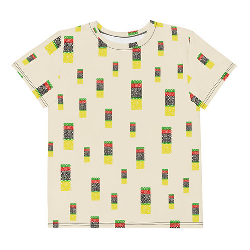 Youth All Over Field Of Unity T-Shirt