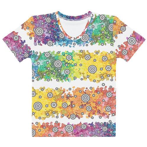 Women All Over Light Spectrum T-Shirt