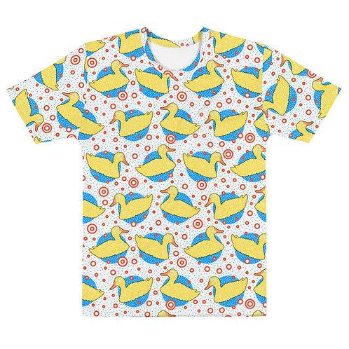 Men All Over Rubber Ducks T-Shirt