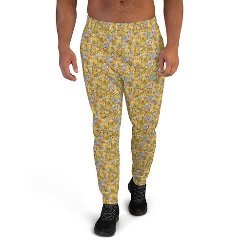 Men's Cryptocurrency Joggers